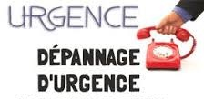 Intervention d'urgence paris 18