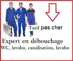 Tarifs débouchage canalisation Paris 5