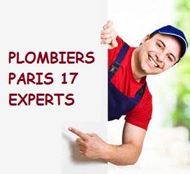 Artisans plombier paris 17 experts