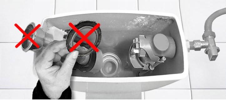 fuite wc great fuite dans les wc i rparer une fuite dueau du robinet duarrt with fuite wc. Black Bedroom Furniture Sets. Home Design Ideas