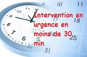 Intervention d'urgence paris 6