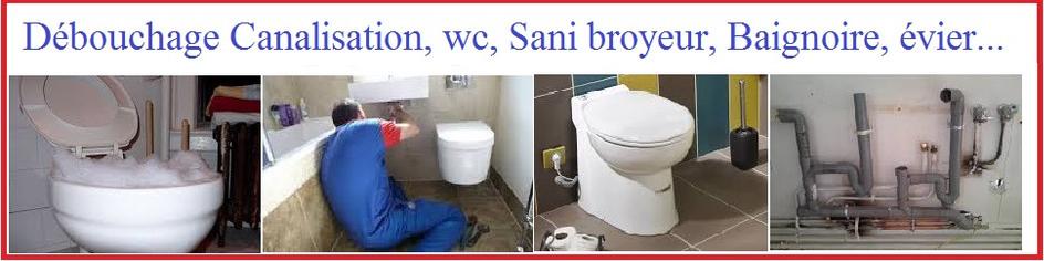 Débouchage toilette Paris 19